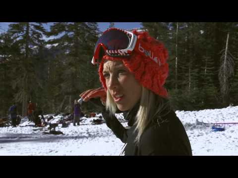 Flow Snowboarding Celia + Sarka -  Adventure Time