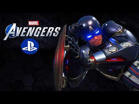 did you get sent this? | Marvel's Avengers Game