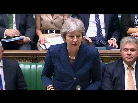 Britische Regierungschefin May will an ihrem Brexit-K ...