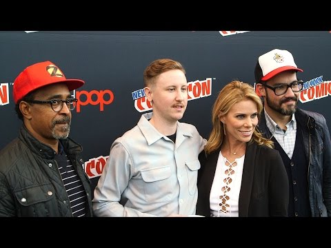 """The Cast of """"Son of Zorn"""" at NYCC Behind The Velvet Rope with Arthur Kade"""
