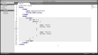 What Is JSON? Introduction (Part 1/4)