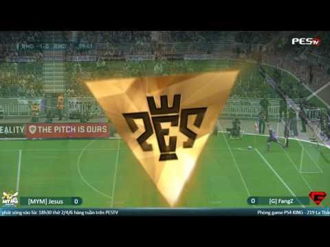 [MYM] Jesus vs [GTV] FangZ | GameTV x MYM - Bắc Nam Cup 2017