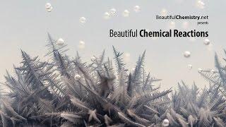 Невероятные химические процессы в формате 4K