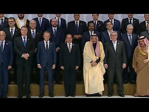 Τρομοκρατία και περιφερειακές κρίσεις στη Σύνοδο Ε.Ε. – Αραβικού Συνδέσμου…