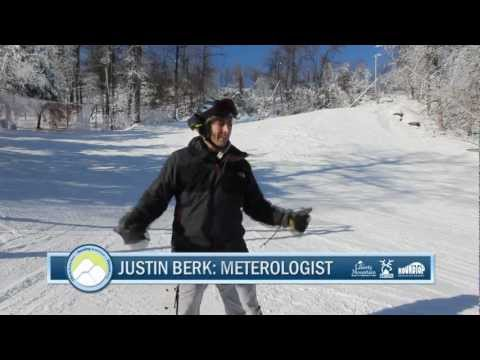 Justin Berk - Meteorologist Justin Berk talks about both the winter outlook and this weekends forecast for all three SnowTime Resorts (Liberty, Whitetail, and Roundtop). M...