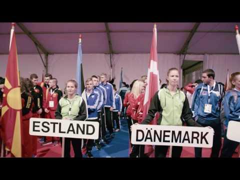 Angol nyelvű videó a 2016-os karate világbajnokságról