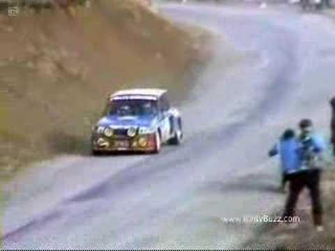 wrc rallye di montecarlo 1983