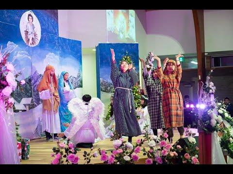 Ca Nhạc Mừng Giáng Sinh, Giáo Xứ Thánh Minh, Winnipeg, Dec. 21 2019