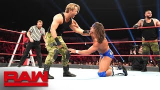 Nonton Roode   Gable Vs  Aop   Maverick   Raw Tag Team Title 2 On 3 Handicap Match  Raw  Dec  10  2018 Film Subtitle Indonesia Streaming Movie Download