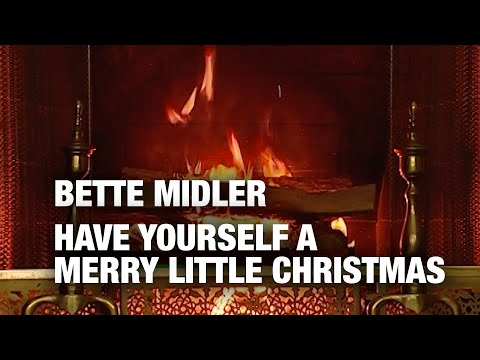 Bette Midler - Have Yourself a Merry Little Christmas - Christmas Songs 🎄🎅
