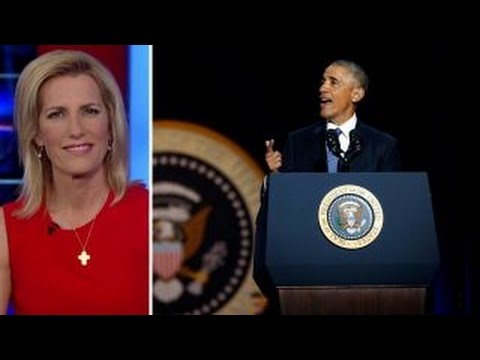 Download Laura Ingraham rips President Obama's farewell address HD Mp4 3GP Video and MP3