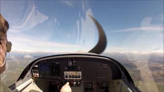 RV Aircraft Video - RV-12 First Flight