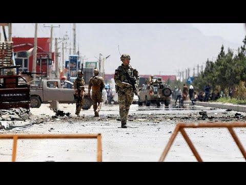 Βομβιστική επίθεση στην Καμπούλ με Αμερικανούς τραυματίες…