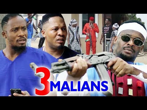 3 Malians Season 3 & 4 - Zubby Michael / Junior Pope 2020 Latest Nigerian Movie