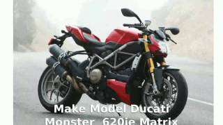 1. 2009 Ducati Streetfighter S -  Specification Specs superbike Features Details Engine