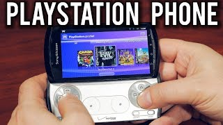 The Playstation Phone - The Sony Ericsson Xperia Play  | MVG