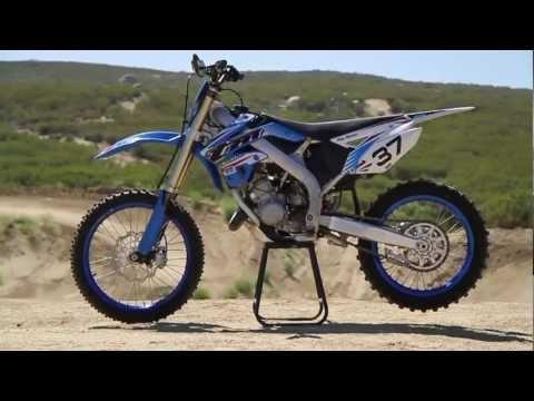 2012 tm mx 125 -- il suono del two stroke motocross