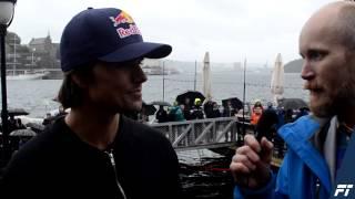 Gumball 3000 Jon Olsson & Janni Deler i Oslo, Norge. Team 10