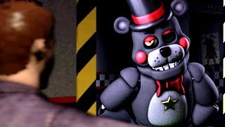 FNAF SFM: Ultimate Custom Night Special 2 (Five Nights At Freddy's Animation)