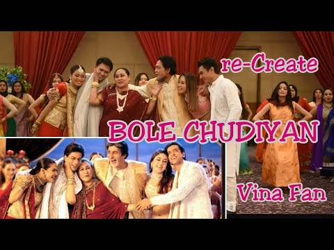 BOLE CHUDIYAN - Versi Indonesia VINA FAN || Cover Parodi