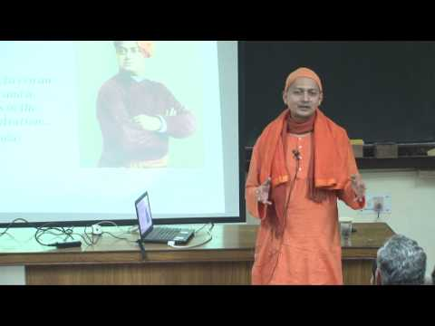 Swami Sarvapriyananda-'Secret of Concentration' at IIT Kanpur