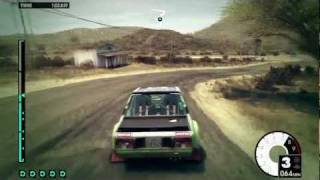 10. Dirt 3 - Rally - Kenya - MSI Twin Frozr II HD 6950