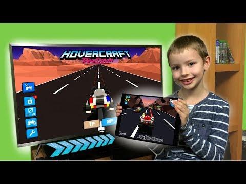 Hovercraft! - Darmowa gra na telefon, tablet i telewizor [Android, IOS, tvOS]