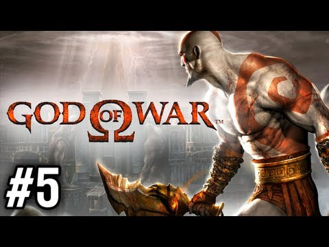 WAR5 - Man, for what I thought would be a non-stop beat-em-up, God of War actually has some pretty good puzzle elements. Also, this episode begins a new trend in ce...