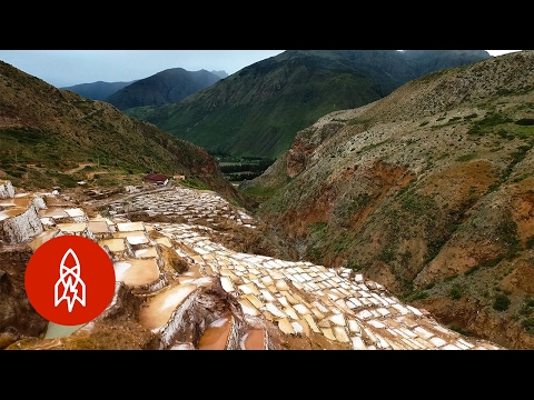 Peru's Ancient Salt Pans