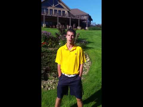 Blugold men win home invitational-player recap: Joey Dreier