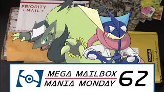 Pokémon Cards - Mega Mailbox Mania Monday #62! by The Pokémon Evolutionaries