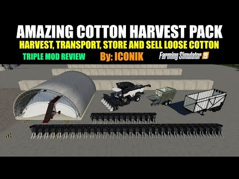 Iconik Cotton Addon Pack v1.0
