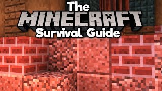 Build With Blocks You Hate! • The Minecraft Survival Guide (Tutorial Lets Play) [Part 85]