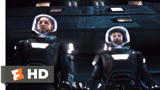 Nonton Passengers (2016) - Space Date Scene (4/10) | Movieclips Film Subtitle Indonesia Streaming Movie Download