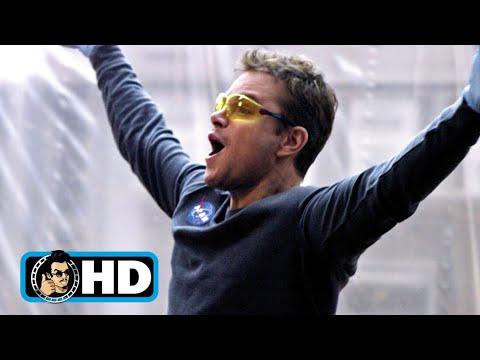 THE MARTIAN Clip - Creating Water (2015) Matt Damon
