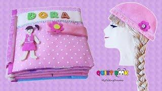 Video 42. Quiet book for Dora - handmade by Petra Radic, My Felting Dreams MP3, 3GP, MP4, WEBM, AVI, FLV Juni 2018