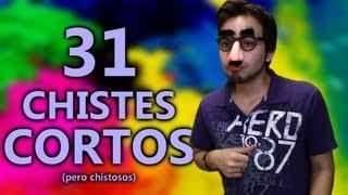 31 Chistes Cortos (Pero Chistosos)