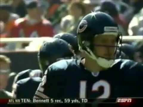 Redskins vs Bears 2004 Week 6