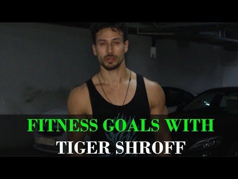 Tiger Shroff Spotted After A Workout