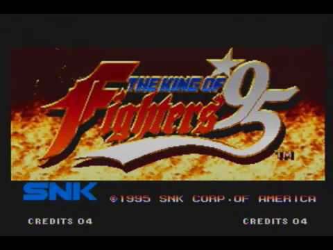 the king of fighters '95 for neo geo free download