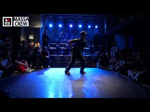 [JUDGE] POPKUN @ SWAY ON THE BEAT Vol.2 Freestyle 1vs1 Battle | LB-PIX