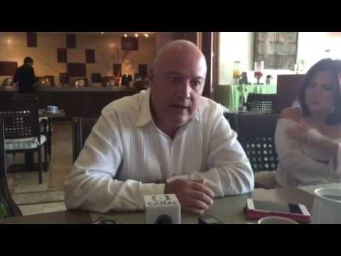 No ha sido suficiente el combate a la inseguridad, señalo ante la ARSAC el lider de la COPARMEX, Fabrizio Gonzalez