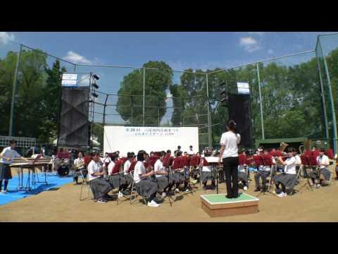 アルセナール♪八尾市立大正中学校「八尾河内音頭祭り2016」