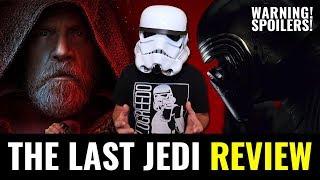 Video Star Wars: The Last Jedi REVIEW [SPOILERS] MP3, 3GP, MP4, WEBM, AVI, FLV Maret 2018