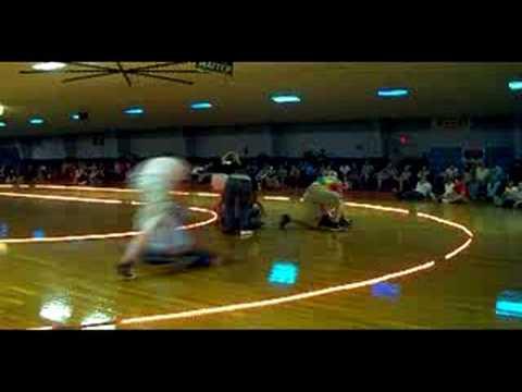 Springfield VS ICT Rollergirls - Skooter Race for VIP