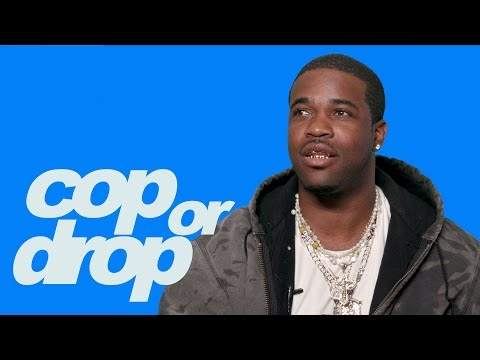 A$AP Ferg Plays 'Cop or Drop' With Maison Margiela Boots, Supreme Figurines, & $3K Potato Chips
