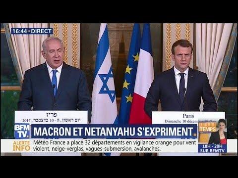 """Netanyahu à Erdogan: """"Je n'ai pas à recevoir de leçons d'un dirigeant qui a tué des innocents"""""""
