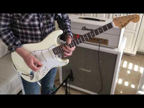 Jimi Hendrix/Foxy Lady feedback intro lesson by Emerson Swinford