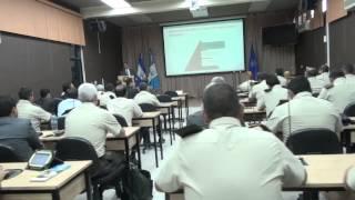24 MAR 2015 ALUMNOS DE CAEE DE GUATEMALA VISITAN CAEE DE EL SALVADOR