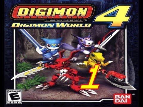 Digimon World 4 Playstation 2